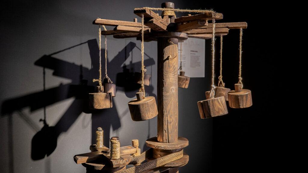 Da Vinci Experience Sala Invenzioni